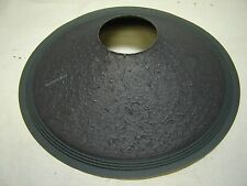 "18"" Speaker Cone -- Peavey Black Widow BW 1801 Part -- 76010043"