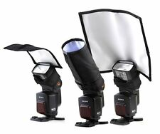 Foldable Flash Reflector Snoot for Yongnuo YN-468II YN500EX YN460 YN467 EX600