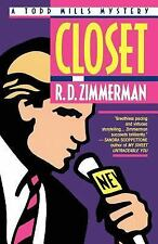 Todd Mills Mysteries: Closet by R. D. Zimmerman (1997, Paperback)