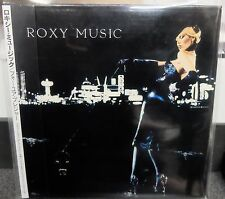 Roxy Music For Your Pleasure genuine Japanese release TOCP-65823 mini LP replica