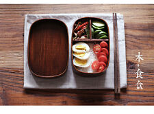 Japanese-style willow fir wood lunch box,wooden Bento,cooking Sushi,cuisine bowl