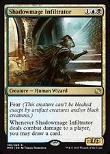 SHADOWMAGE INFILTRATOR Modern Masters 2015 MTG Creature — Human Wizard Rare