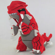 "Pokemon XY 13"" big Groudon Stuffed Animal Nintendo Game Character Plush Soft Toy"