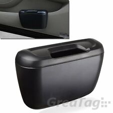 CARGO TRASH CAN CARBAGE STORAGE BOX BLACK CONTAINER FOR CAR VEHICLE ENVIRONMENT
