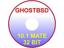 GHOSTBSD 10.1 MATE A 32 BIT SU DVD, LINUX FREE SU CD O DVD, A NEW MAGIC WORLD