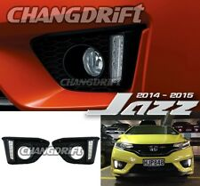 Daytime running light DRL LED Fog lamp kit Honda Jazz / Fit 2014 2015