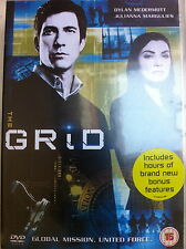 Dylan McDermott, Julianna Margulies GRID ~ 2004 Thriller | UK DVD