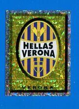 CALCIATORI PANINI 1997-98 Figurina-Sticker n. 590 - VERONA SCUDETTO -New