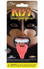 New Kiss Gene Simmons Demon Tongue Pacifier