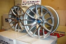 "20""3sdm 0.01 alloy wheels bmw 3 series/z3/z4/m3/vw t5/vauxhall insignia 8.5/10"