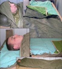 Czech Military 3 Piece Sleeping Bag Army Surplus Great Condition grade A