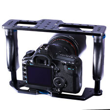 Camera Video Cage for Nikon Pentax Canon 5D Mark II and Other DSLR Cameras
