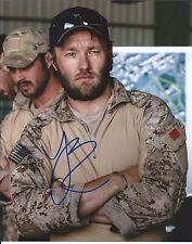 Joel Edgerton Zero Dark Thirty Actor Hand Signed 8x10 Photo Autographed w/COA