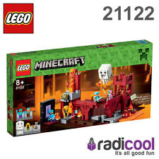 21122 LEGO The Nether Fortress MINECRAFT Age 8+ / 571 Pieces / NEW 2015 RELEASE!