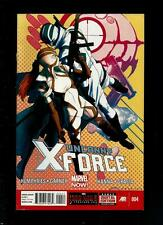 UNCANNY X-FORCE US MARVEL VOL.1 # 4/'13