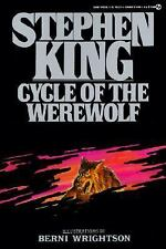Cycle of the Werewolf by Stephen King (1985, Hardcover, Prebound)