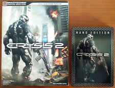 Xbox 360 Game - Crysis 2 c/w Official Guide