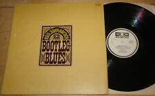 RAM JOHN HOLDER ~ BOOTLEG BLUES ~ UK BEACON LP 1971 ~ WITH RARE LYRIC POSTER