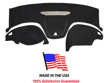 2008-2012 Chevy Malibu Dash Cover Black Carpet CH101-5 Made in the USA