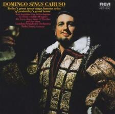 Domingo,Placido - Placido Domingo: Domingo Sings Caruso
