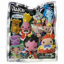 Disney Alice in Wonderland Blind Bag Figure Keychain NEW Toys Keyring Gift