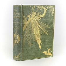 Lang, Andrew 'The Olive Fairy Book'. Longmans, Green, & Co London 1907 1st Ed