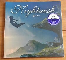 "Nightwish - Elan 10""  Blue Vinyl Sealed"