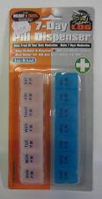 078/379- 7 Tage Tabletten Spender, Am Und Pm Fächer