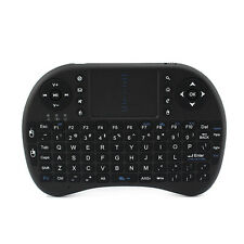 Funky 2.4GHz Keyboard I8Air Mouse Remote Control Touchpad Of Android TV BOX WBUS