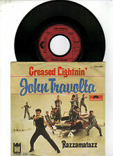 John Travolta     -    Greased Lightnin´