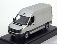 1:43 Minichamps VW Crafter transporter silver