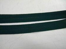 mercerie article neuf 1 metre de biais ganze vert sapin largeur 2cm
