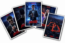 DAREDEVIL - SET OF 5 - A4 POSTER PRINTS # 1