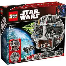 Lego Star Wars 10188 Death Star (Brand New Perfect Box)