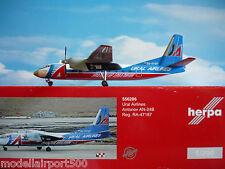 Herpa Wings 1:200  Antonov AN-24B Ural Airlines  556286