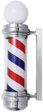 "Yanaki Barber Pole YA2131T 35"" Traditional 2-Light  Indoor-Outdoor use"