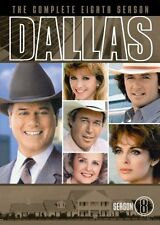 Dallas - Season 8 DVD [2008] DVD Larry Hagman, Victoria Principal New and Sealed