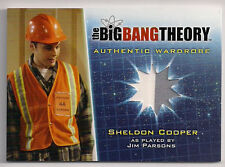 Big Bang Theory Season 5 Costume Card M21 V2 Sheldon Cooper