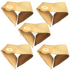 5 x ZR80 Vacuum Bags for Rowenta RB700 RB720 RB800 Hoover UK