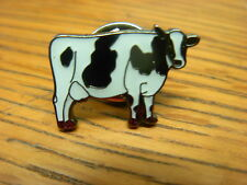 Fresian cow collectable pin badge. Farmers. Milk man Dairy