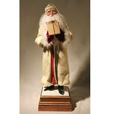 OOAK William Bezek Father Christmas German Style Santa Featured Artist 21 Inches