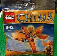 Lego Chima 30264 Frax FRAX'S PHOENIX FLYER Limited Release Polybag Minifig RARE!