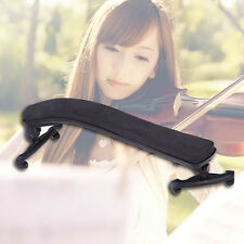 Pro Adjustable Shoulder Rest Pad Support For 3/4 4/4 Violin Height Angle