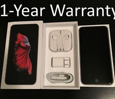 NEW Space Gray iPhone 6S 64GB Factory UNLOCKED TMobile Straight Talk VERIZON +++