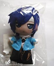 JAPAN HAKUOKI HAKUOUKI shinsengumi plush strap HAJIME SAITO  from JAPAN new