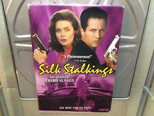 Silk Stalkings The Complete Third Season Three 3RD 6 DVD Box Set NEW 3 Rob Estes