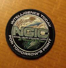 USAF PATCH,NATIONAL GROUND INTELLIGENCE CENTER, POCKET PATCH