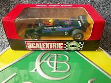 EXIN Green Spanish Scalextric 4059 Lotus 79 MK-4 Airfix Slot Andretti Cox Atlas
