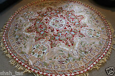 PERSIAN KASHMIR HAND MADE WOOL RUG CARPET HOME ROOM LARGE FLOOR ANTIQUE HOMES