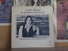 LINDA SHEAR, LESBIAN PORTRAIT - OLD LADY BLUE JEANS LP